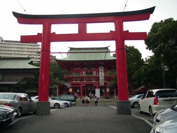 生田神社鳥居IMG_0964