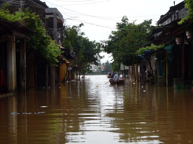 Hoang Van Thu通りの写真